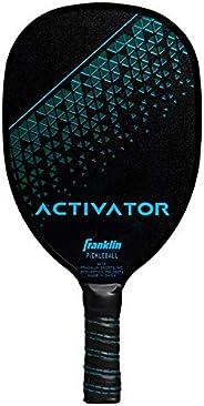 Franklin Sports Pickleball Paddle - Activator Wood Pickleball Paddle - USAPA Approved Paddle - Blue