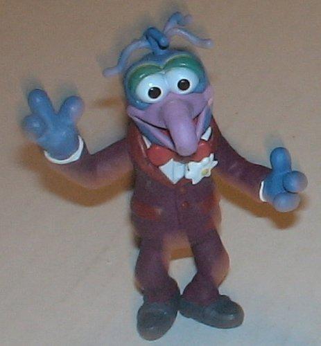 Disney Exclusive Pvc Figure : Muppets Gonzo