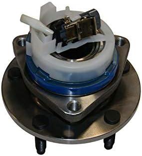 GMB 730-0004 Wheel Bearing Hub Assembly