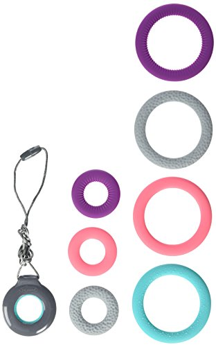 Infantino Color Teething Pendant Bracelets