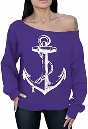 Shopping Purples - 4 Stars & Up - Sweatshirts - Women - Novelty