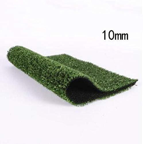 XEWNEG ペット/結婚式/庭のために適した屋外10MMの人工的な草のマット/でき事の装飾の柔らかく、快適な芝生 (Size : 2x8M)