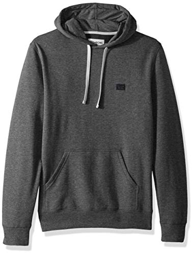 - Billabong Men's All Day Pullover Hoodie Black 2XL