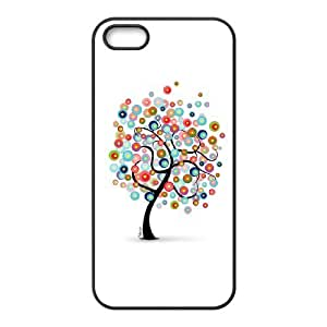 iPhone 4 4s Cell Phone Case Black Dreams' Tree Uptt