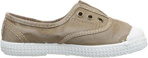 Cienta 70777 21/27 gris unisex zapatos de la tela elástica 25 r7vCCo