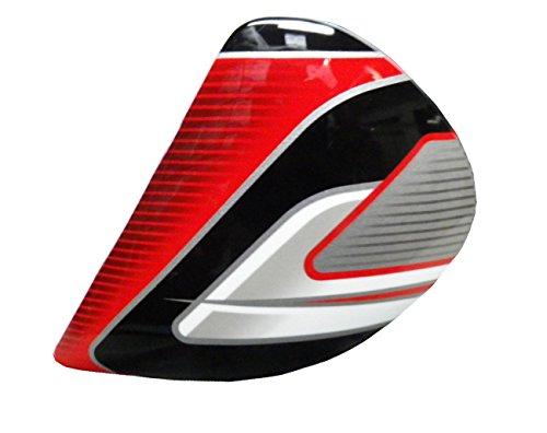 Arai Helmets Shield Cover Set for Corsair V Helmet Dani 3 Red 5164 ()