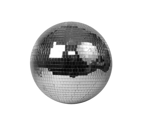 Fortune Products MB-020 Mirror Ball, 20'' Diameter by Fortune Products