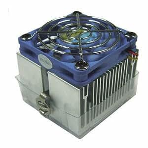 New Masscool 5R058B3-H CPU Fan For Intel Pentium III/Celeron&AMD Sempron/Athlon XP/Duron
