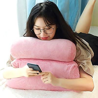 HUIHE Multifunction Back Pad Lumbar Pillow Throw Pillow Cushion,Fruit Pillow Plush Toy: Home & Kitchen