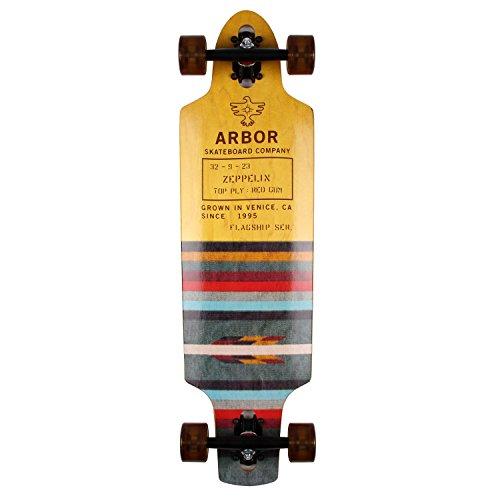 Arbor Skateboard - Zeppelin Flagship