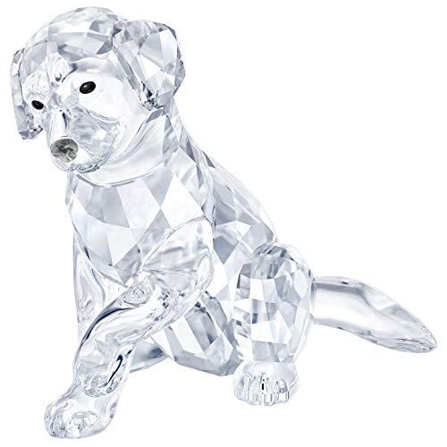 Swarovski Crystal Labrador Mother Decoration Figurine 5399004