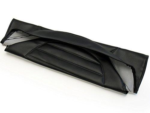 FEZ Sitzbezug strukturiert f/ür Simson S53 SR80 SR50 schwarz ohne Schriftzug S83