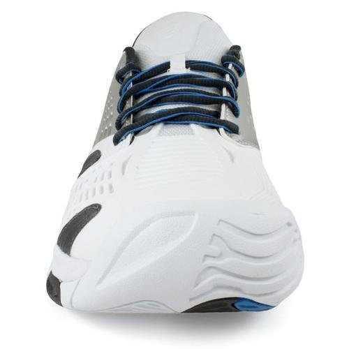 BABOLAT Men's SFX All Court Tennis Shoes, White/Silver, UK10.5