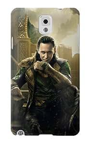 S1355 Loki Asgard Case Cover For Samsung Galaxy Note 3