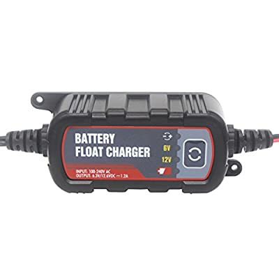 Battery Float Charger/Maintainer