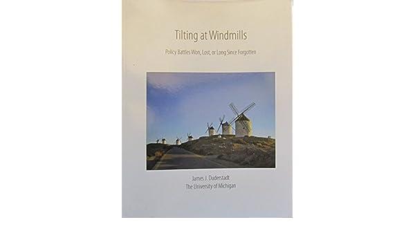 Tilting At Windmills : Policy Battles Won, Lost, or Long