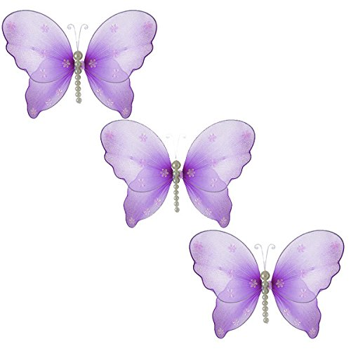 The Butterfly Grove Isabella Butterfly Decoration - Medium 11