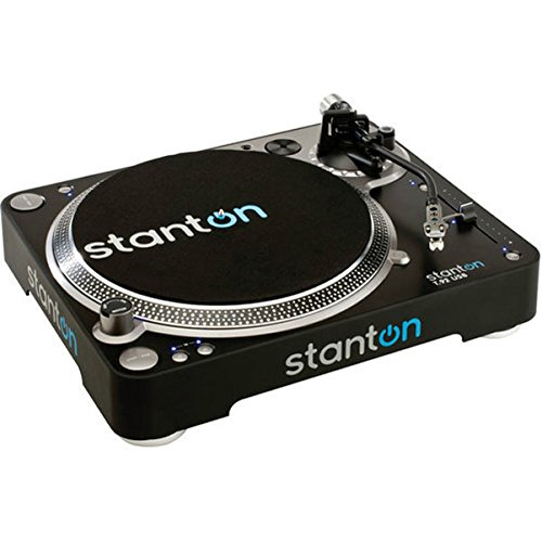 Stanton T92USB USB Direct Drive DJ Turntable ()