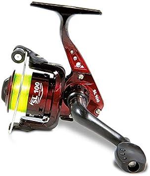 Lineaeffe Carretes de Pesca Embobinado Vigor SL FD 200 Spinning ...