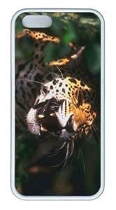 For SamSung Galaxy S3 Case Cover Diy Landscape Flowers Jaguar Roaring New Fashion Hard shell White For SamSung Galaxy S3 Case Cover