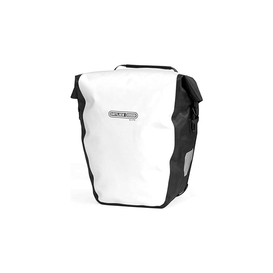 Ortlieb Back Roller City White Saddle bags 2016