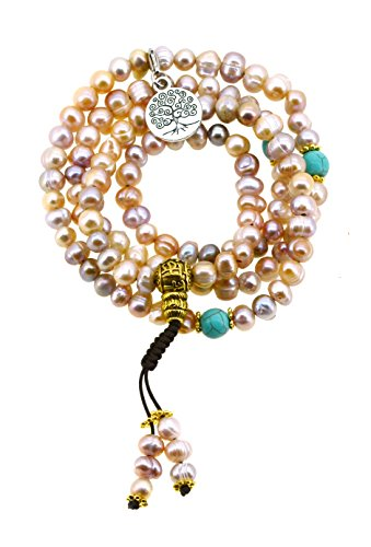 how to make a mala wrap bracelet