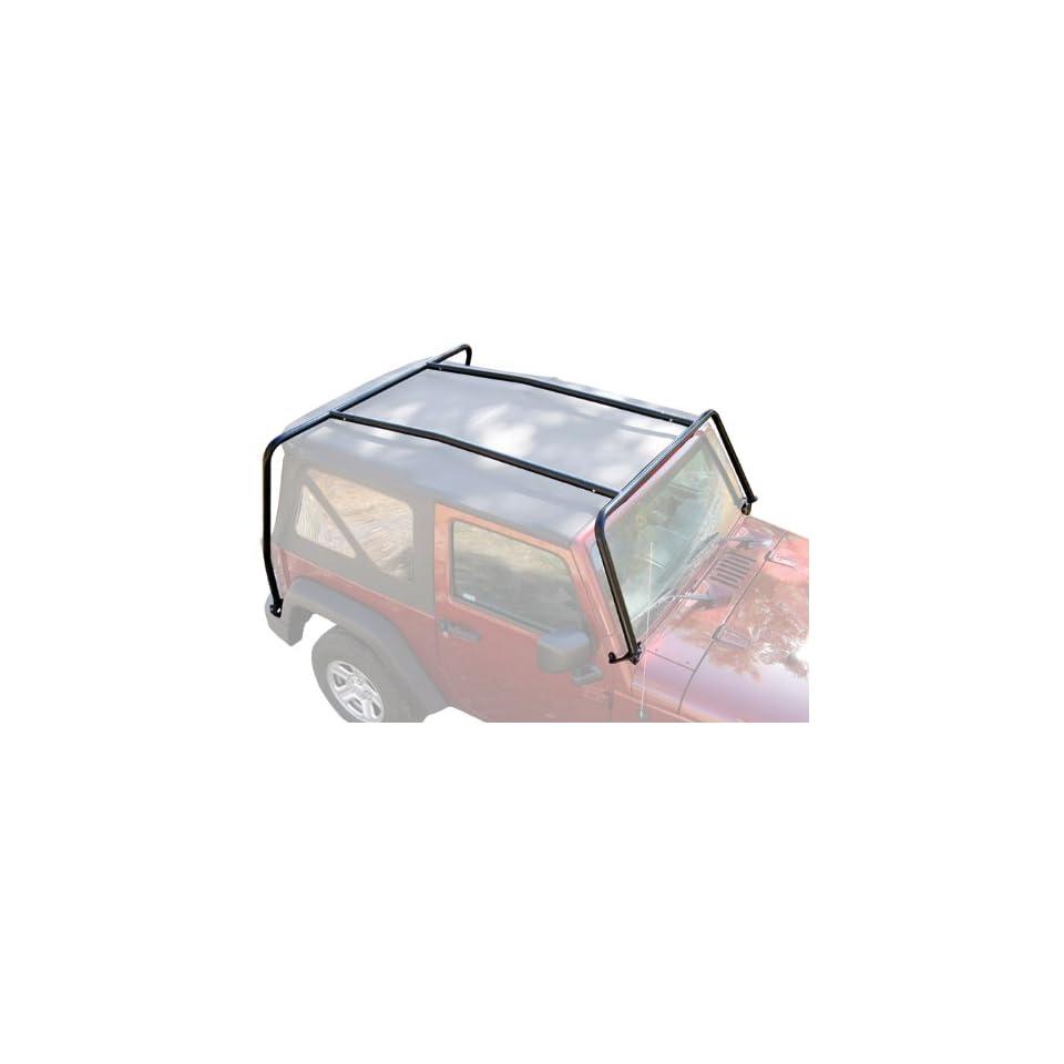 Kargo Master 5034 1 Congo Cage Rack Mount and Accessories for Jeep Wrangler JK 2 Door