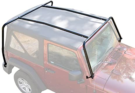 Kargo Master 5034 1 Congo Cage Rack Mount And Accessories For Jeep Wrangler  JK 2
