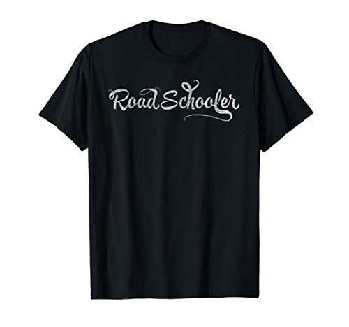 Roadschooling Tshirt For Roadschoolers