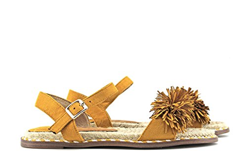 MODELISA Women's Fashion Sandals Lemon Tree QXQlKx