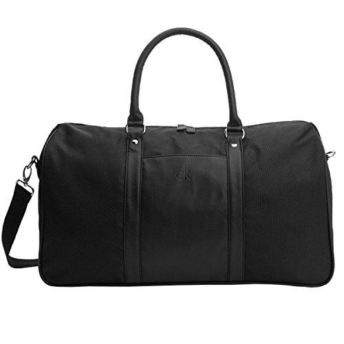 Calvin Klein CK Utility Bag Holdall - Black by Calvin Klein