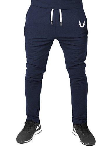 s Couleur Pleine YYNANKU TT/&Mens Pants Homme Joggings Large Pantalon Couleur Unie