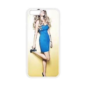 iPhone 6 Plus 5.5 Inch Cell Phone Case White Lauren Conrad P1S6GK