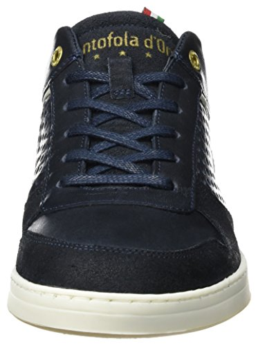 Pantofola d'Oro Auronzo Uomo Low - Zapatillas de casa Hombre Azul (Dress Blues)