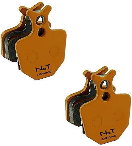 k24 A k18 semi metalliche compatibili formula oro pastiglie per freni a disco
