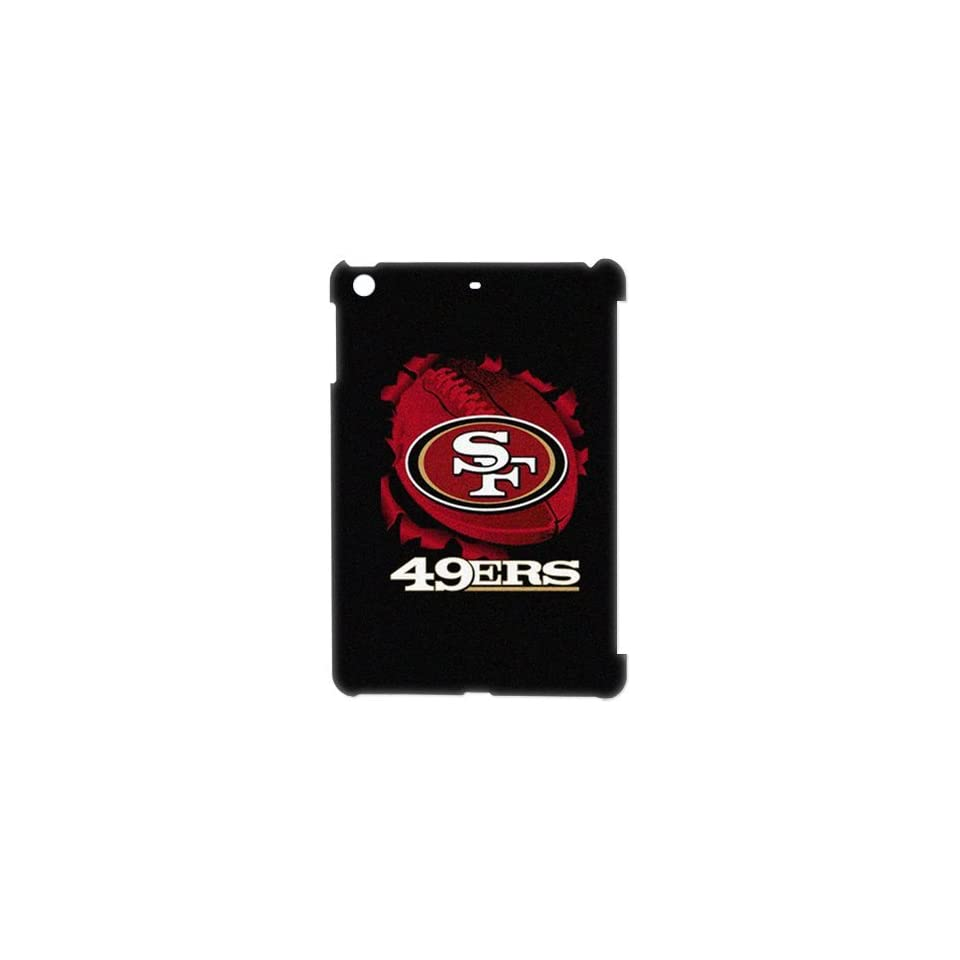 DDS Supplier Licensed NFL San Francisco 49ers Portrait Snap on Hard Case for Apple ipad mini new season Fashion Cover cool creative gift ultrathin Premium Quality by Distinctive Design Studio Computers & Accessories