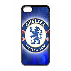 Chelsea Fc Sport 0 5 iPhone 5c Cell Phone Case Black Customize Toy zhm004-3928110