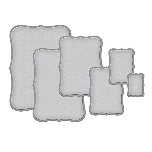 (Spellbinders S5-019 Nestabilities Labels Eight Etched/Wafer Thin Dies)