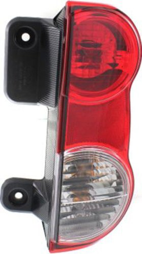CPP Right Taillamp Assembly for Chevrolet City Express, Nissan NV Cargo