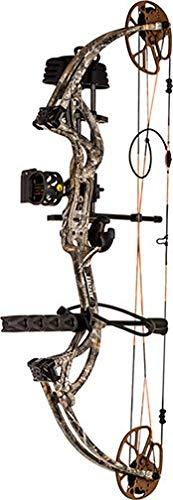 Bear Archery Cruzer G2 Compound Bow with RealTree Edge Finish