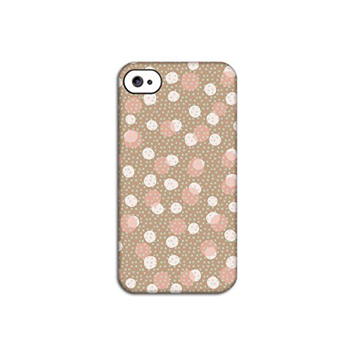 Spotty Pastel Deflector Back Case for Apple iPhone 4 4S