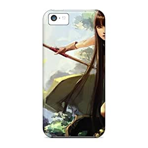 Iphone5c iphone 5c New Style phone cover skin Snap On Hard Cases Covers covers Jungle Warrior