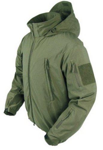 Condor Summit Zero Men's Lightweight Soft Shell Jacket - Olive Drab / Large ()
