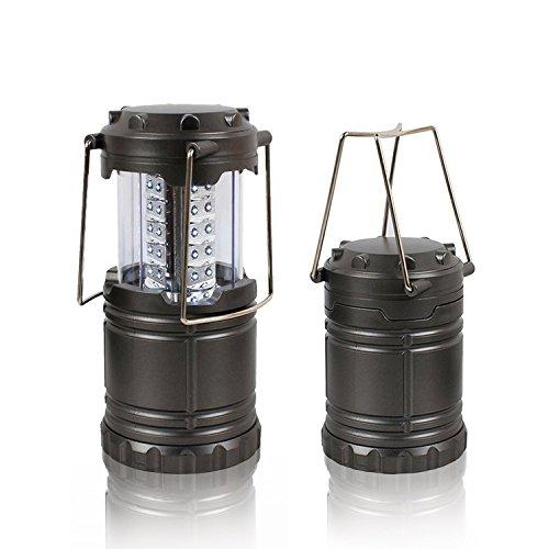Ultra Bright LED Lantern – LED Camping Lantern,Portable Bright 30 LED Camping Light Flashlights For Hiking, Blackouts and Emergency