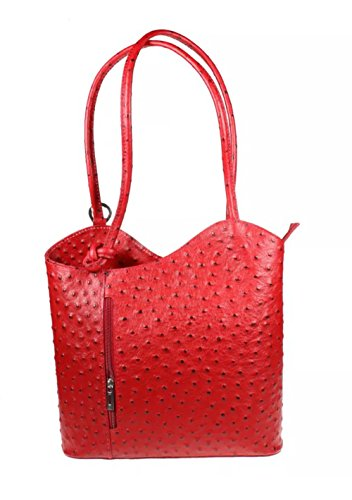 Rosse Superflybags Donne Tracolla Donne Superflybags Tracolla L 8OYxqrOw