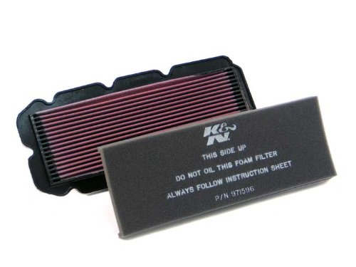 Price comparison product image K&N HA-1596 Honda High Performance Replacement Air Filter