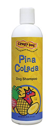 Crazy Dog Pina Colada Shampoo  12oz from Crazy Dog