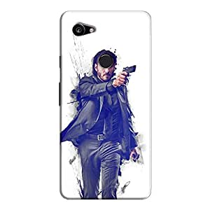 Cover It Up - John Wick Fade Pixel 2 XL Hard Case