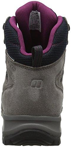 D90 Hautes Gris Grey Chaussures Walking tex Gore Active Femme Boots black De dark Explorer Randonnée Berghaus M w7vqnaxR