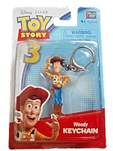 Toy Story Figures Toy Keychain Buzz Lightyear Rex Slinky